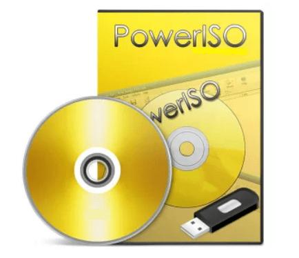 Power ISO Crack + Serial Key