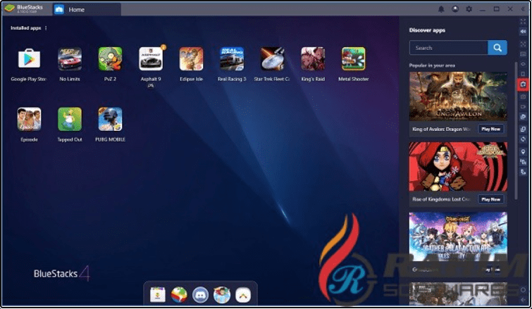 BlueStacks Crack Free Download with Key Features 2021
