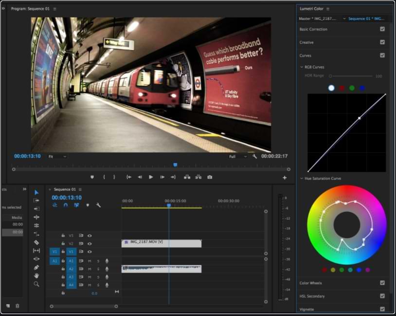 Adobe Premiere Crack 2021 Key Features