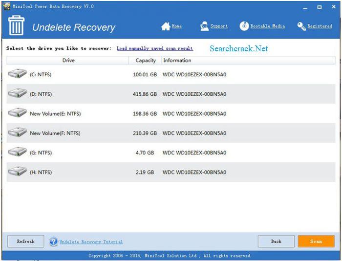 MiniTool Power Data Recovery Keygen