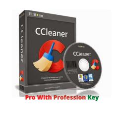 CCleaner Pro 5.84.9143 Crack