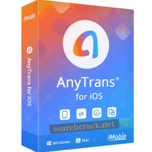 AnyTrans Crack For iOS
