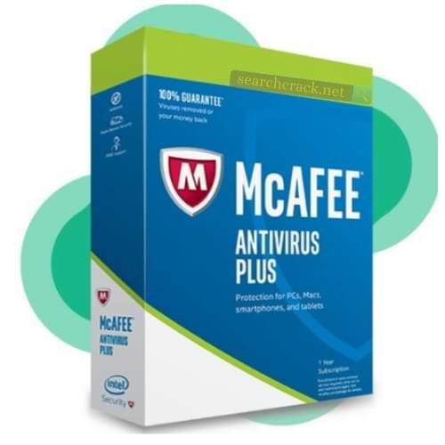 McAfee Antivirus Crack Free Here