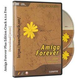 Amiga Forever Plus Edition Crack 8.3.6 Free Download [2020]