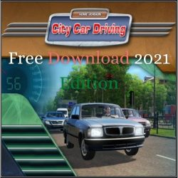 City Car Driving Crack 1.5 Latest Edition Free Download 2021