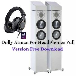 Dolby Atmos Crack 2021 For Headphones Plus Windows 32|64Bit