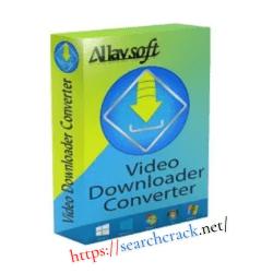 Allavsoft Video Downloader Converter 3.23.7.7873 Crack