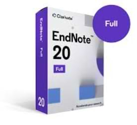 EndNote Crack With Free Product Key [Latest 2021]