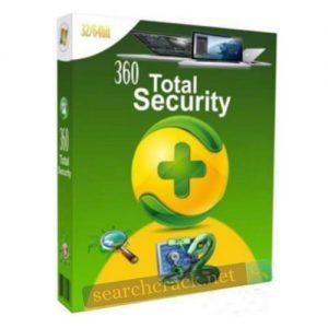 360 Total Security 2022 Crack