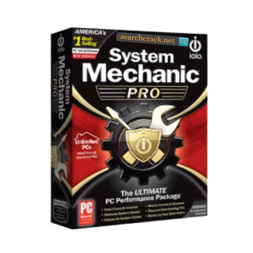 System Mechanic Pro 2022 Crack