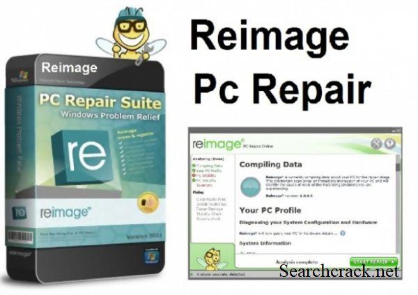 Reimage PC Repair Crack Free here