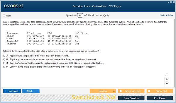 VCE Exam Simulator 2.8 Crack