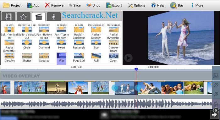 VideoPad Crack + Keygen