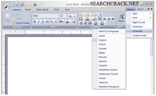Corel WordPerfect Office X9