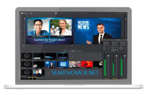 Wirecast Pro 2022 Crack